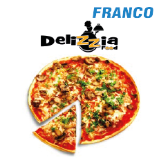DELIZZIA PIZZA FAMILIAR X UN