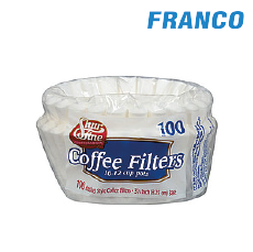 SHUR FINE COFFEE FILTERS BASKET X100