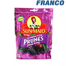 SUN MAID GUINDONES SECOS X 198G