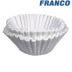 TRU BREW COFFEE FILTERS BASKET X100