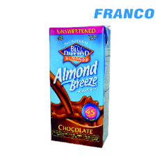 BLUE DIAMOND ALMOND CHOCOLAT45CALORIASX946ML