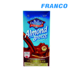 BLUE DIAMOND ALMOND CHOCOLAT 120CALX946ML