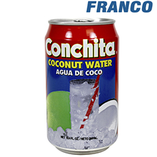 CONCHITA AGUA DE COCO X310ML LATA