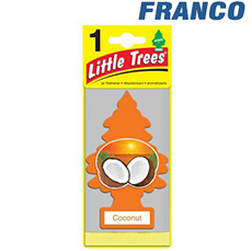 LITTLE TREES AROMATIZANTE PUMP COCOX60ML