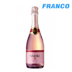 ANDRE ROSE CHAMPAGNE X 750 ML