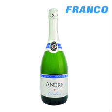 ANDRE MOSCATO SPUMANTE X 750ML