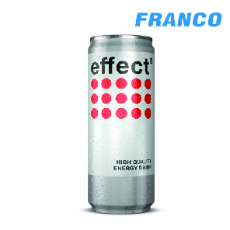 EFFECT ENERGY DRINK X250ML