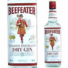 BEEFEATER DRY GIN ORIGINAL X 750ML