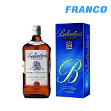 BALLANTINES WHISKY FINEST X 750ML