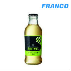 BRITVIC GINGER ALE X150ML