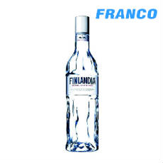 FINLANDIA VODKA X750ML