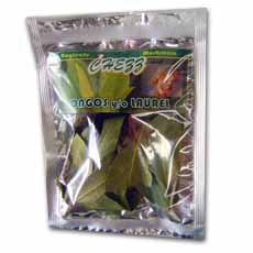 CHEZZ HONGOS / LAUREL X25GR