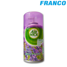 AIR WICK FRESHMATIC LAVANDA RPTO 250ML