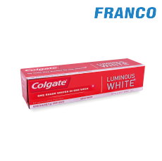 COLGATE CREMA DENTAL LUMINOUS WHITE X75ML