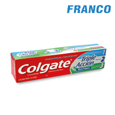 COLGATE C.D.TRIPLE ACCION X150ML