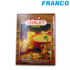 CHALET QUESO FUNDIDO X 400GR