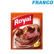 ROYAL PUDIN CHOCOLATE X110GR