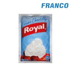 ROYAL CHANTILLY X100G
