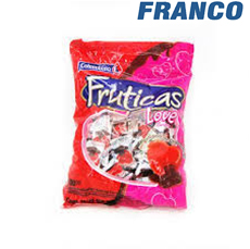 COLOMBINA FRUTICAS LOVE CANDY X100UND