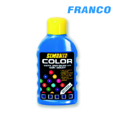 SIMONIZ CERA COLOR AZUL X 500ML