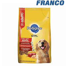 PEDIGREE ADULTO 3ETAPA X2KG