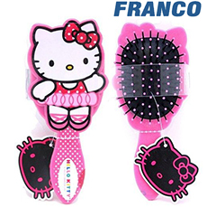 HELLO KITTY CEPILLO  +  PEINE