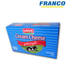 LAIVE CREAM CHEESE QUESO CREMA X 227GR BARRA