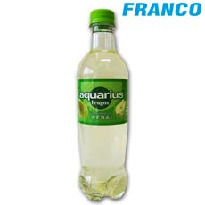 AQUARIUS NECTAR PERA X500ML