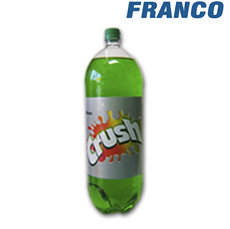 CRUSH MANZANA GASEOSA X450ML