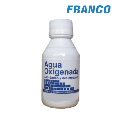 PORTUGAL AGUA OXIGENADA X120ML