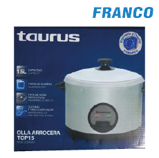 TAURUS OLLA ARROCERA TOP15