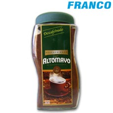 ALTOMAYO CAFE DESCAFEINADO X180GR