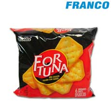 COSTA FORTUNA GALLETA SALADA X6UND