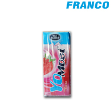 BELLA HOLANDESA YOMOST FRESA X180ML