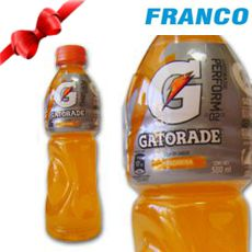 GATORADE MANDARINA X500ML BT