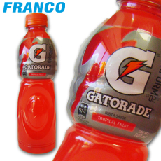 GATORADE TROPICAL FRUIT X 750ML BT ***