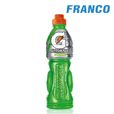 GATORADE GREEN MANGO X500ML BT