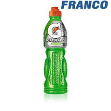 GATORADE GREEN MANGO X750 ML BT