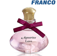 AQUARIUS LOVE COLONIA X 50ML + BODY LOC X100ML