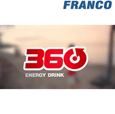 ENERGY DRINK 360 TE VERDE X 300ML