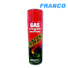 DRAGON GAS PARA ENCENDEDORES X360ML