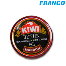 KIWI BETUN MARRON X42ML