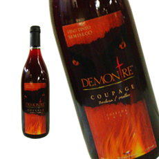DEMONTRE VINO COUPAGE X 750 MLBT  750.00 ML
