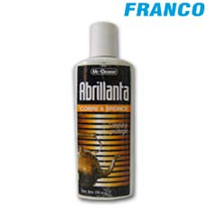 MR.CLEANER ABRILLANTE COBRE / BRONCE X 250ML