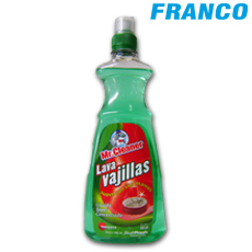 MR.CLEANER LAVAVAJILLAS MANZANA X550ML