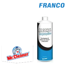 MR.CLEANER ALCOHOL ISOPROPILICO X948ML