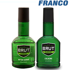 BRUT AFTER SHAVE + COLOGNE CLASSIC