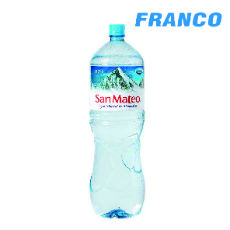 SAN MATEO AGUA SIN GAS X 2500 ML