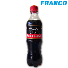 BLACK DE SOCOSANI X 500 ML