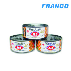 A-1 FILETE ATUN ACEITE 3X80GR